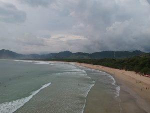 Hasil Foto Drone DJI Spark. Loc: Pantai Pulau Merah