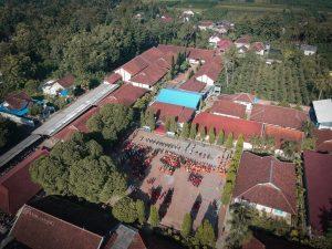 Hasil Foto Drone DJI Spark.