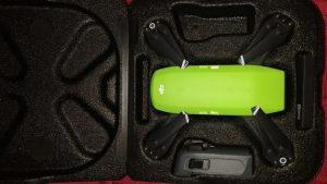 Review Drone DJI Spark, Drone Mungil Favorit Pendaki!