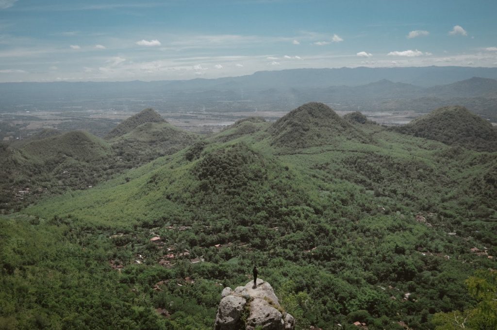 Bukit Chumbri Wonogiri